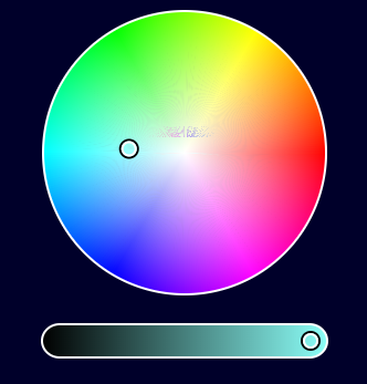 Select Color (hex, rgb, hsl) with Iro.js - JavaScript Color Picker