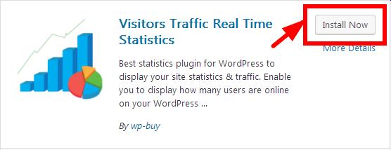 Monitor WordPress Traffic with Visitors Traffic Real Time Statistics - WordPress Traffic statistics Plugin