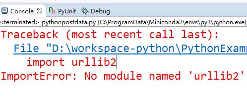 Fix ImportError: No module named 'urllib2' in Python 3.5 - Python Tutorial