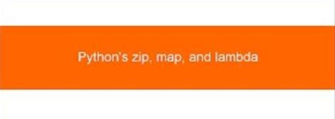 Understand Python zip() Function - Python Tutorial