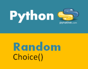 Best Practice to Select a Random Element from Python List - Python Tutorial