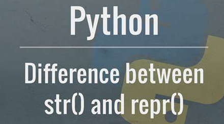 Understand Difference Between Python str() and repr() for Beginners - Python Tutorial
