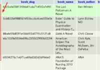 mysql select random rows