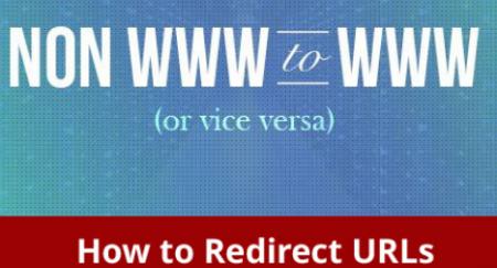 redirect non-www URLs to www