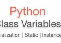 Understand Python Class Variables with Examples