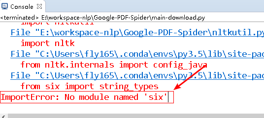 Fix Python ImportError: No module named 'six' Error: A Beginner Guide - Python Tutorial