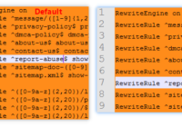 notepad change line spacing effect