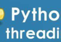 python create and start to run a thread