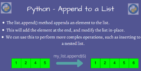Add an Element to Python List: Python List Operation Notes for Beginners