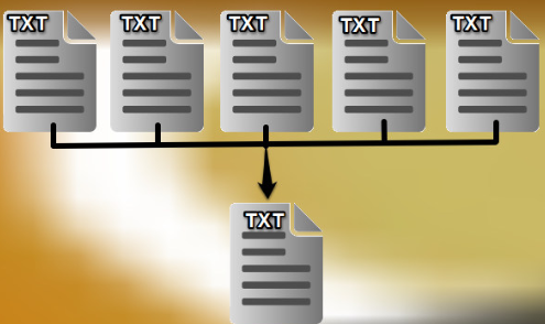 Best Practice to Python Combine Multiple Text Files into One Text File