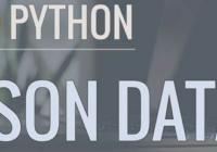 python json processing