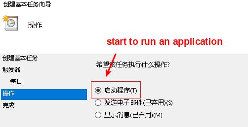 start to run python script daily in windows 10