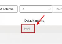 Fix Microsoft Neural Network Intelligence (NNI) Default Metric is NaN