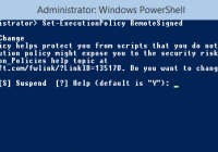 Fix PowerShell cannot Load WindowsPowerShell profile.ps1 on Windows 10