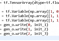 Fix TensorFlow TensorArray is Always Zero Tensor