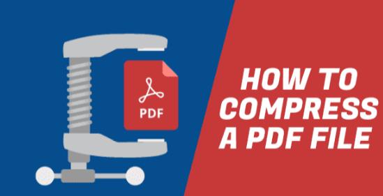 Python Compress PDF File