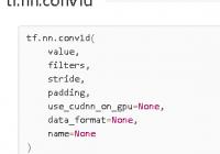 Understand tf.nn.conv1d() - Compute a 1-D Convolution - TensorFlow Tutorial
