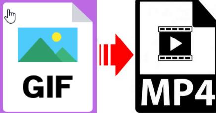 python convert gif to video - mp4 or avi using python moviepy