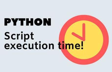 Calculate the Execution Time of a Python Program - A Step Guide - Python Tutorial