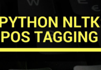 NLTK pos_tag(): Get the Part-of-Speech of Words in Sentence - NLTK Tutorial