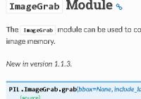 Understand Python Pillow ImageGrab Module: A Beginner Guide - Python Pillow Tutorial