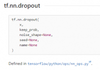 Understand TensorFlow tf.nn.dropout(): A Beginner Guide - TensorFlow Tutorial