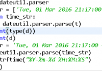 Python Detect Datetime String Format and Convert to Different String Format - Python Datetime Tutorial
