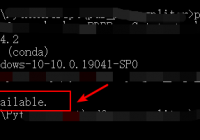 Fix Pyinstaller UPX is not available