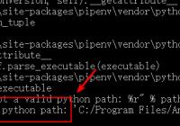 Fix pipenv install ValueError - Not a valid python path – Python Tutorial