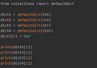 Understand Python defaultdict(list): A Beginner Tutorial