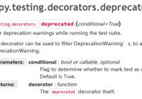 Fix ModuleNotFoundError: No module named 'numpy.testing.decorators' - NumPy Tutorial