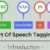A Simple Guide to NLTK Tag Word Parts-of-Speech - NLTK Tutorial